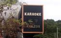 Cháy quán hát karaoke, khói bốc cao hàng trăm mét