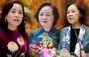 3 nữ lãnh đạo phụ trách cao nhất ngành tổ chức cán bộ của Đảng, Quốc hội, Chính phủ