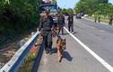 200 cảnh sát đang truy bắt phạm nhân vượt ngục