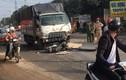Đấu đầu với xe tải, 2 thanh niên đi xe máy tử vong tại chỗ