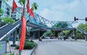 Chiêm ngưỡng cây cầu chữ Y độc nhất Hà Nội
