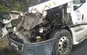 Tai nạn liên hoàn trên quốc lộ khiến 9 xe bị hư hỏng