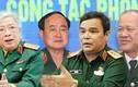 Bốn Thượng tướng quân đội thôi giữ chức Thứ trưởng Bộ Quốc phòng
