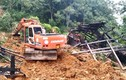 Sạt lở đất 3 cháu bé trong một gia đình tử vong
