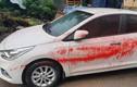 Hàng loạt xe ô tô bị tạt sơn ở Hà Nội: Công an vào cuộc