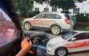 Hàng loạt xe ô tô bị tạt sơn ở Hà Nội: Bảo hiểm có bồi thường?
