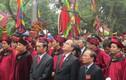 Hàng vạn người thành kính dâng hương các Vua Hùng