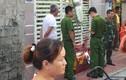 Hàng chục người dân mang quan tài đi đòi nợ ở Quảng Ninh