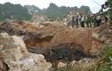 Phát hiện hố chôn chất thải nghi độc hại ở Hải Dương