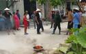 Dân Quảng Ninh hoảng sợ vì nước giếng bốc cháy ngùn ngụt
