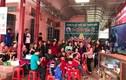 Không khí như trẩy hội ở quê nhà thủ môn Bùi Tiến Dũng U23 Việt Nam