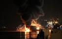 Sự thật bất ngờ tàu Hải Hà bị cháy chở 900 m3 xăng A92