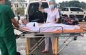 Lật xe túc túc ở Quảng Ninh, 9 khách du lịch bị thương