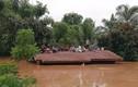 Bao giờ nước từ vụ vỡ đập thủy điện Lào về tới VN?