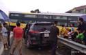 Tai nạn kinh hoàng trên cao tốc Nội Bài - Lào Cai: Tài xế ô tô đã tử vong