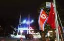 """Ảnh: Quảng Ninh """"sửa soạn"""" suốt đêm đón đoàn lãnh đạo cấp cao Triều Tiên"""