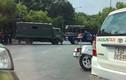 Phong tỏa đường gần sân bay Tân Sơn Nhất vì chiếc vali vô chủ