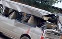 Xe khách va chạm xe tải tại Bắc Giang, 1 người chết, 2 người bị thương