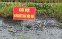 Mương nước chất thải độc hại ở Hải Phòng: Xuất hiện manh mối nghi phạm