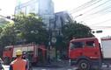 Huy động xe cứu hỏa kịp thời dập đám cháy tại cửa hàng thực phẩm sạch Thái Bình