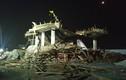 Hiện trường vụ sập giàn giáo cây xăng Hải Phòng, 8 người bị thương