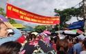 """Lãnh đạo hối hả... """"lui quân"""", 2.000 công nhân KaiYang Việt lại đình công"""