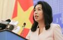 Bộ Ngoại giao thông tin nhóm tàu Hải Dương 8 rút khỏi vùng biển Việt Nam