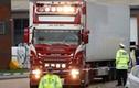 Vụ 39 thi thể trong Container: Khởi tố, bắt giam 2 nghi can đưa người sang Anh