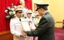 Giám đốc CA Hải Phòng Vũ Thanh Chương được phong Thiếu tướng