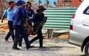 Sập công trình tại nhà máy trong KCN Giang Điền, ít nhất 2 người tử vong