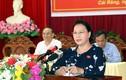 Chủ tịch QH Nguyễn Thị Kim Ngân trả lời cử tri vụ nâng giá máy xét nghiệm COVID -19