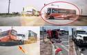 Container tông lật xe khách tại Hưng Yên: Đang điều tra nguyên nhân