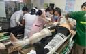 Nghệ An: Nghi đứt thang cuốn công trình trụ sở Sở Tài chính, hơn 10 CN nguy kịch