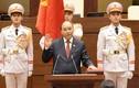 Tân Chủ tịch nước Nguyễn Xuân Phúc tuyên thệ nhậm chức
