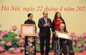 Chủ tịch nước trao tặng danh hiệu cao quý cho các cá nhân của VUSTA