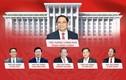 Thủ tướng Phạm Minh Chính và 14 thành viên Chính phủ ứng cử ĐBQH