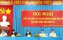 Chủ tịch VUSTA Phan Xuân Dũng và các ứng viên ĐBQH tiếp xúc cử tri xã Lâm Sơn, Quang Sơn