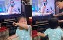 Thấy mẹ trên TV, bé gái bật khóc và hình ảnh đẹp của bác sĩ trong tâm dịch Bắc Giang