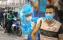 Hà Nội: Taxi, xe ôm, đánh giày, bán hàng rong… được ưu tiên tiêm vắc xin
