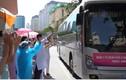 45 y bác sĩ Bệnh viện E xuất quân chi viện cho TP Hồ Chí Minh