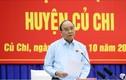 """Chủ tịch nước Nguyễn Xuân Phúc: """"Pháo đài không phải biệt lập để ngăn sông, cấm chợ"""""""