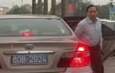Nghi vấn Phó bí thư thường trực Ninh Bình đi xe có 2 biển số?