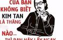 Sặc cười với ảnh chế độc về Kim Tan của fan Việt