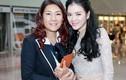 Lý Nhã Kỳ rạng ngời đón tiếp công chúa Thái Lan