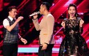 BGK X Factor bỏ ghế nóng vì thí sinh nam hát giọng nữ
