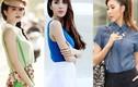 Gợi cảm với trang phục ngày hè của sao Việt