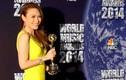 Mỹ Tâm đoạt giải World Music Awards 2014