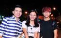 Văn Mai Hương tiễn Sơn Tùng M-TP đi lưu diễn châu Âu