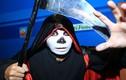 Chết khiếp với hình ảnh đón Halloween của Trấn Thành, Công Lý