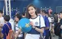 Á hậu Huyền My rạng ngời trên đất Thái ủng hộ Chelsea